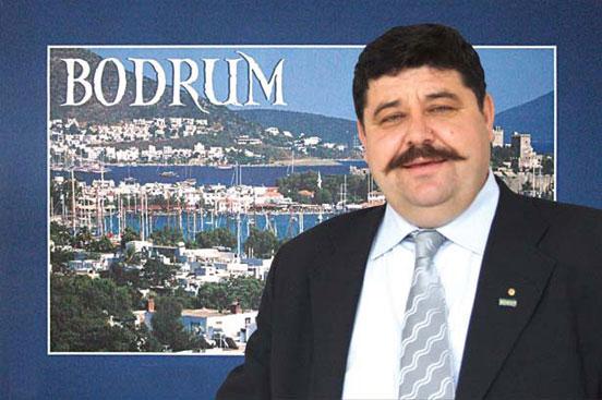 Bodrum ticaret odası bakşanı Mahmut Serdar Kocadon, bodto.org.tr web sitesi, arge: ompire ömer yüksek